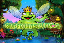 Super Lucky Frog™ Online Slot