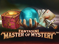 Master of Mystery Online Slot