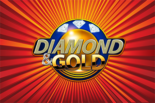 Diamond and Gold Online Slot
