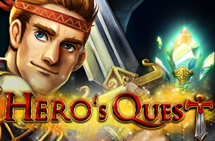 Heros Quest Bally Online Slot