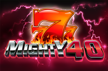Mighty 40 Bally Online Slot
