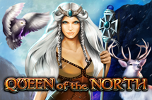 Queen of the North Bally Online Slot