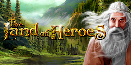 Land of Heroes Bally Online Slot